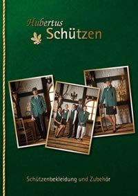 Katalog Cover Hubertus Schützenbekleidung